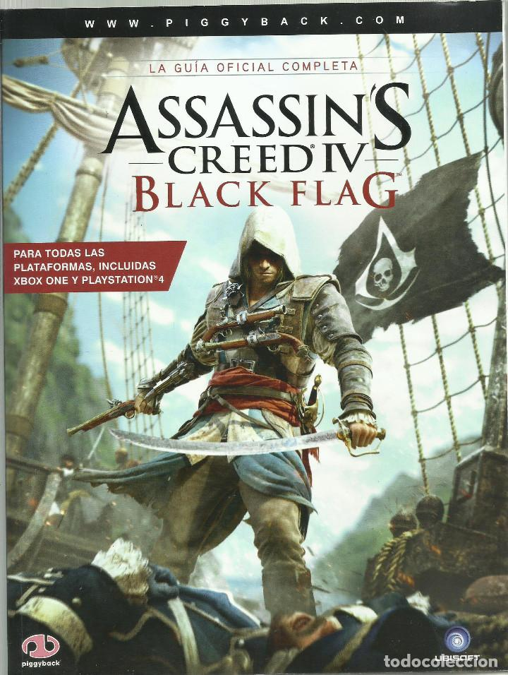Videojuegos y Consolas PS4: Assassins Creed IV Black Flag - La Guía Oficial Completa - Foto 1 - 131892494