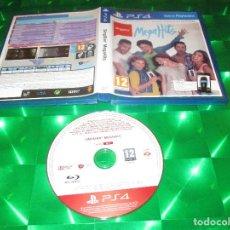 Videojuegos y Consolas PS4: SINGSTAR MEGAHITS - PS4 - CUSA 00667 - SONY - ALEJANDRO SANZ - FANGORIA - ESTOPA - RAPHAEL .... Lote 134907314