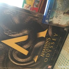 Videojuegos y Consolas PS4: ASSASSIN´S CREED ODYSSEY MEDUSA EDITION PS4 COMO NUEVO PLAYSTATION 4 PLAY STATION 4 COMPLETO. Lote 135588654