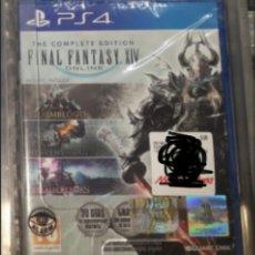 Videojuegos y Consolas PS4: FF FINAL FANTASY XIV ONLINE PS4 NUEVO PRECINTADO. Lote 137732909