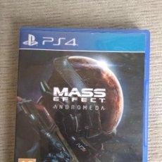 Videojuegos y Consolas PS4: MASS EFFECT ANDRÓMEDA. PS4. . Lote 139065490