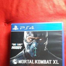 Videojuegos y Consolas PS4: MORTAL KOMBAT XL (PAL-ESPAÑA).. Lote 139297990