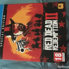 Videojuegos y Consolas PS4: RED DEAD REDEMPTION II 2 PS4 SPECIAL EDITION PLAYSTATION 4 PLAY STATION 4. Lote 139461282