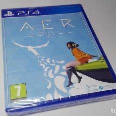 Videojuegos y Consolas PS4: AER - MEMORIES OF OLD ( PS4 - ESPAÑA ) PRECINTADO!. Lote 139560946