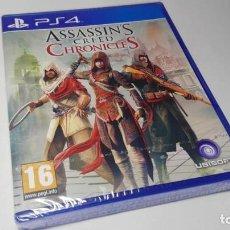 Videojuegos y Consolas PS4: ASSASSIN´S CREED - CHRONICLES ( PS4 - ESPAÑA ) PRECINTADO!. Lote 139561186
