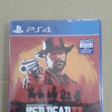 Videojuegos y Consolas PS4: RED DEAD REDEMPTION 2 (PS4) PRECINTADO. Lote 139756034