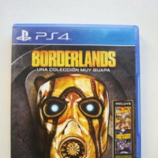Videojuegos y Consolas PS4: BORDERLANDS UNA COLECCIÓN MUY GUAPA (PS4) INCLUYE BORDERLANDS THE PRE-SEQUEL Y BORDERLANDS 2. Lote 141204054