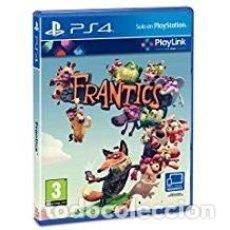 Jeux Vidéo et Consoles: FRANTICS PS4 (PROMO). Lote 141634662