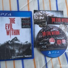 Videojuegos y Consolas PS4: THE EVIL WITHIN PS4 PLAYSTATION 4 PLAY STATION 4 KREATEN. Lote 142465806