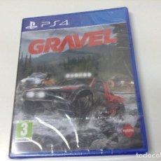 Videojuegos y Consolas PS4: GRAVEL + DLC DESCARGABLE . Lote 142764210
