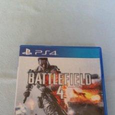 Videojuegos y Consolas PS4: BATTLEFIELD 4 - PLAYSTATION 4 -PAL/ESP - SEMINUEVO. Lote 142777302