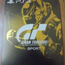 Videojuegos y Consolas PS4: JUEGO PS4 GRAN TURISMO SPORT. EDICIÓN ESPECIAL. LA EDICIÓN GRAN TURISMO SPORT SPECIAL EDITION. Lote 142917094