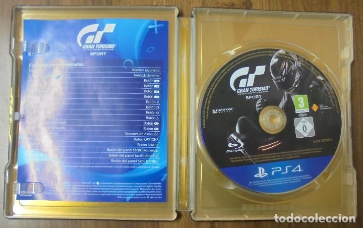 Videojuegos y Consolas PS4: JUEGO PS4 GRAN TURISMO SPORT. EDICIÓN ESPECIAL. LA EDICIÓN GRAN TURISMO SPORT SPECIAL EDITION - Foto 4 - 142917094