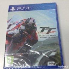 Videojuegos y Consolas PS4: TT ISLE OF MAN RIDE ON THE EDGE. Lote 142928178