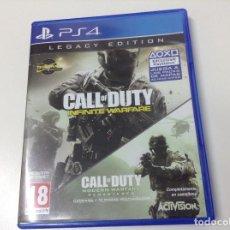 Videojuegos y Consolas PS4: CALL OF DUTY INFINITE WARFARE LEGACY EDITION. Lote 142928610