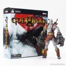 Videojuegos y Consolas PS4: FIGURA KRATOS - GHOST OF SPARTA - GOD OF WAR - NECA. Lote 143233118