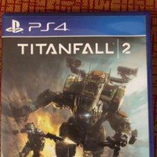 Videojuegos y Consolas PS4: JUEGO TITANFALL 2 DE PLAY 4. Lote 143920237
