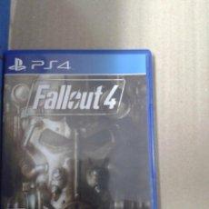 Videojuegos y Consolas PS4: FALLOUT 4. PS4. Lote 154978378