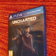 Videojuegos y Consolas PS4: PS4 - PLAYSTATION 4 - UNCHARTED: LOST LEGACY. Lote 146570122