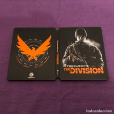 Videojuegos y Consolas PS4: STEELBOOK THE DIVISION SONY PLAYSTATION 4 XBOX ONE. Lote 146642446