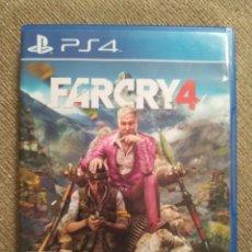 Videojuegos y Consolas PS4: FAR CRY 4 PS4. Lote 146793630