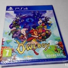 Videojuegos y Consolas PS4: OWLBOY ( PLAYSTATION 4 - ESP) PRECINTADO !. Lote 147164986
