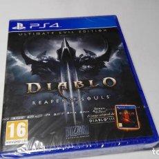 Videojuegos y Consolas PS4: DIABLO 3 - ULTIMATE EVIL EDITION ( PLAYSTATION 4 - ESP) PRECINTADO !. Lote 147165030