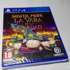 Videojuegos y Consolas PS4: SOUTH PARK : LA VARA DE LA VERDAD ( PLAYSTATION 4 - ESP) PRECINTADO !. Lote 147165122