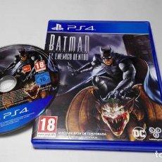 Videojuegos y Consolas PS4: BATMAN : EL ENEMIGO DENTRO ( PLAYSTATION 4 - ESP) . Lote 147165266