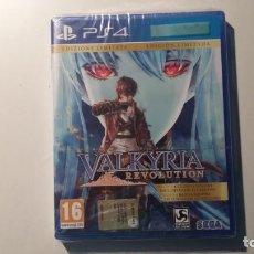 Videojuegos y Consolas PS4: VALKYRIA REVOLUTION EDICION LIMITADA PS4 PRECINTADO. Lote 147197134