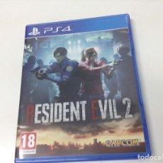 Videojuegos y Consolas PS4: RESIDENT EVIL 2. Lote 151447158
