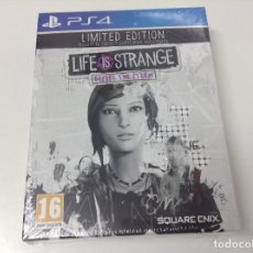 Videojuegos y Consolas PS4: LIFE IS STRANGE BEFORE THE STORM LIMITED EDITION. Lote 151505898