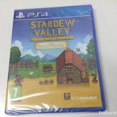 Videojuegos y Consolas PS4: STARDEW VALLEY COLLECTOR'S EDITION. Lote 151506418
