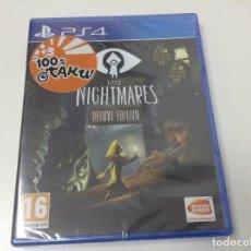 Videojuegos y Consolas PS4: LITTLE NIGHTMARES DELUXE EDITION. Lote 151521230
