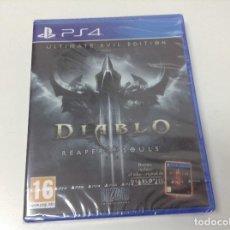 Videojuegos y Consolas PS4: DIABLO III REAPER SOULS ULTIMATE EVIL EDITION. Lote 151533314