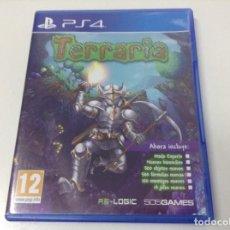 Videojuegos y Consolas PS4: TERRARIA GOTY. Lote 151546494