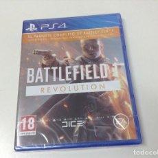 Videojuegos y Consolas PS4: BATTLEFIELD 1 REVOLUTION. Lote 151546878