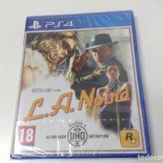 Videojuegos y Consolas PS4: L.A. NOIRE. Lote 151624386