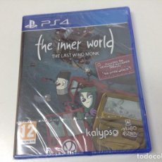 Videojuegos y Consolas PS4: THE INNER WORLD THE LAST WIND MONK. Lote 222685065