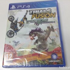 Videojuegos y Consolas PS4: TRIALS FUSION THE AWESOME MAX EDITION. Lote 151628318