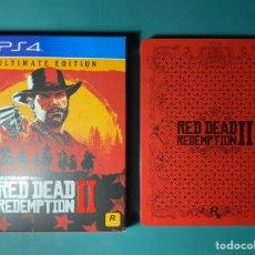 Videojuegos y Consolas PS4: RED DEAD REDEMPTION 2 PS4. Lote 151638785
