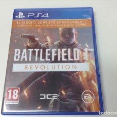 Videojuegos y Consolas PS4: BATTLEFIELD 1 REVOLUTION. Lote 151856922