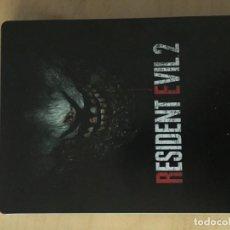 Videojuegos y Consolas PS4: RESIDENT EVIL 2 PS4 (PROMO) Y STEEL BOX. Lote 152181286