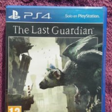 Videojuegos y Consolas PS4: JUEGO PLAYSTATION 4 * THE LAST GUARDIAN * UN CLASICO. Lote 114462511