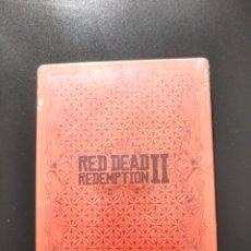 Videojuegos y Consolas PS4: STEELBOOK RED DEAD REDEMPTION 2 - ROCKSTAR. Lote 152241878