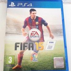 Videojuegos y Consolas PS4: FIFA 15 PARA PS4. Lote 153408573