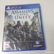 Videojuegos y Consolas PS4: ASSASSIN'S CREED UNITY. Lote 153546966