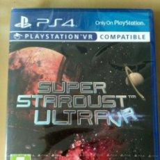 Videojuegos y Consolas PS4: SONY PS4 JUEGO SUPER STARDUST ULTRA VR NUEVO. Lote 155167062