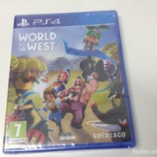 Videojuegos y Consolas PS4: WORLD TO THE WEST. Lote 155286094