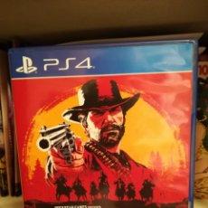 Videojuegos y Consolas PS4: RED DEAD REDEMPTION 2-PS4. Lote 155398778